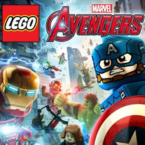 Jogo Xbox 360 - Game Original - Lego Marvel Avengers