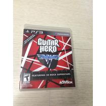 Guitar Hero Van Halen - Midia Fisica-playstation 3