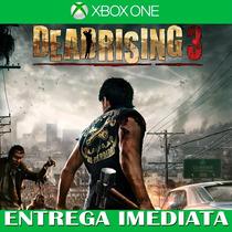 Dead Rising 3, Xbox One, Offline, Digital, Pronta Entrega