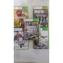 Pacote De Jogos Originais Xbox 360 Barato