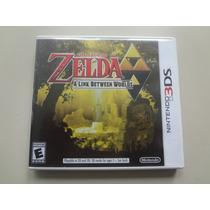 The Legend Of Zelda A Link Between Worlds Original Americano