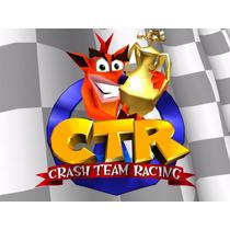 Crash Team Racing Ps3 Psn Midia Digital Original