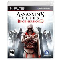 Jogo Assassins Creed: Brotherhood (ps3) - Ubisoft