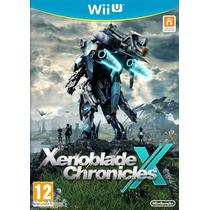 Jogo Novo Lacrado Xenoblade Chronicles X Nintendo Wii U