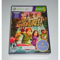Kinect Adventures ! | Aventura | Jogo Xbox 360 | Original