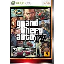 Gta 4 Grand Theft Auto - Excelente Estado