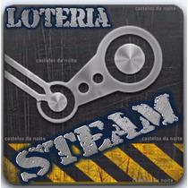 Steam Jogos Loteria Veja Se É Sortudo Promocao Oferta
