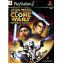 Jogo Ps2 - Star Wars - The Clone Wars Republic Heroes