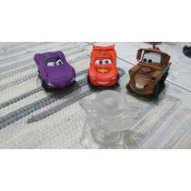 Disney Infinity Set Carros + 1 Ad N3ds Xbox Ps3 Aceito Troca