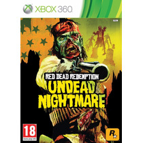 Xbox 360 - Red Dead Redemption Undead Nightmare - Míd Fís