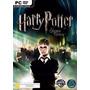 Harry Potter E A Ordem Da Fênix Pc Dvd Game Lacrado