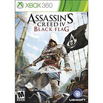 Assassins Creed Black Flag - Em Português Xbox 360 Semi Novo