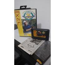 Golf Magazine / Completo Original - Sega 32x