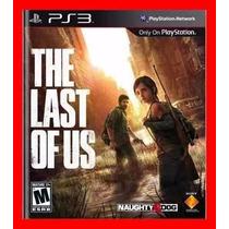 The Last Of Us Dublado Português Ps3 Código Psn Promoção !!