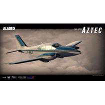 Aeronave Alabeo - Pa-23f-250 Para Fsx