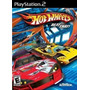 Jogo Ps2 Hot Wheels Beat That
