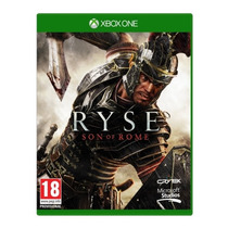 Xbox One Game Ryse Son Of Rome