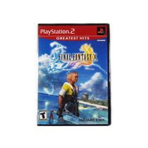 :: Final Fantasy X 10 - Original - Novo - Lacrado ::