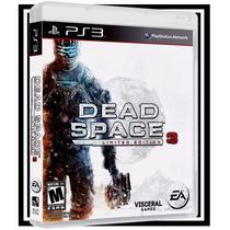 Dead Space 3 Limited Edition - Ps3, Playstation Mídia Física