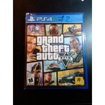 Gta 5 Ps4. Gta V - Playstation 4. Jogo Novo, Original,físico