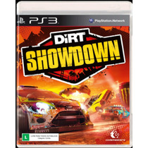 Playstation 3 - Dirt Showdown