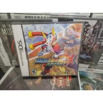 Megaman Mega Man Zx Advent - Original - Lacrado - Ds