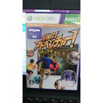 Jogo Kinect Adventures Original Para Xbox 360 Semi Novo
