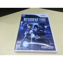 Jogo Resident Evil The Darkside Chronicles Wii Original