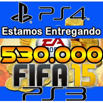 530.000 Mil Coins Fifa 15 Ps3 Ps4 Ultimate Team
