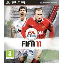 Fifa 11 - Jogo Ps3 - Futebol - Em Disco - Playstation 3