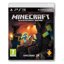 Minecraft - Jogo Ps3