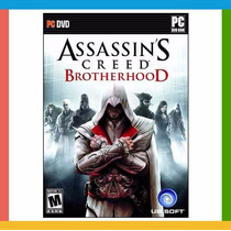 Assassins Creed Brotherhood - Pc Original E Lacrado