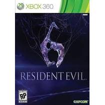 Residente Evil 6 (seminovo) Para Xbox 360. !!barato!!