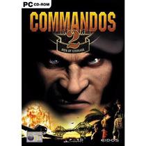 Commandos 2: Men Of Courage - Pc / Steam - Jogo Digital
