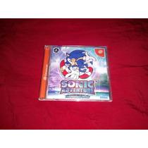 Sonic Adventure International - Dreamcast