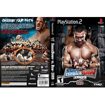 Wwe Smackdown Vs Raw 2009 Ps2 Patch + 2 De Brinde