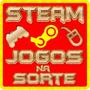 Jogo Na Sorte Pc Steam Key Original Vamos Jogar Promocao Off