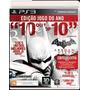 Ps3 - Batman: Arkham City (edição Jogo Do Ano Br) - Em Disco