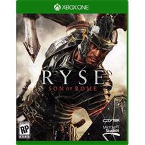 Aluguel - Ryse Son Of Rome - Xbox One - 04 Dias + 1
