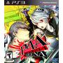 Persona 4 Arena - Jogo De Luta Para Playstation 3