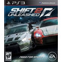 Need For Speed Shift 2 - Ps3 - Usado