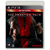 Jogo Metal Gear Solid V: The Phantom Pain Ps3