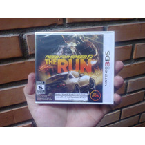 Need For Speed The Run - 3ds - Lacrado