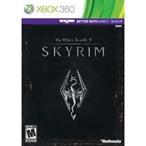Xbox 360 - The Elder Scrolls V: Skyrim - Original