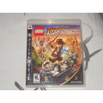 Lego Indiana Jones 2 ( Jogo Original Ps3 )