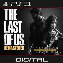 Last Of Us Ps3 Legendado Dublado Playstation Portugues Br