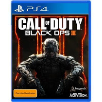 Call Of Duty Black Ops 3 Ps4 Primária Vitalícia