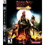 Jogo Hellboy The Science Of Evil Ps3 Original Seminovo