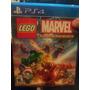 Caiu O Preco! Jogo Ps4 Original Lego Marvel Super Heroes