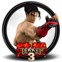 Tekken 3, 4, 5 E Tag / 4 Jogos Luta Ps2 - Games Patch